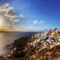 Postcard from Santorini